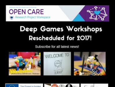 Latest News- Deep Games Workshops 2017_1